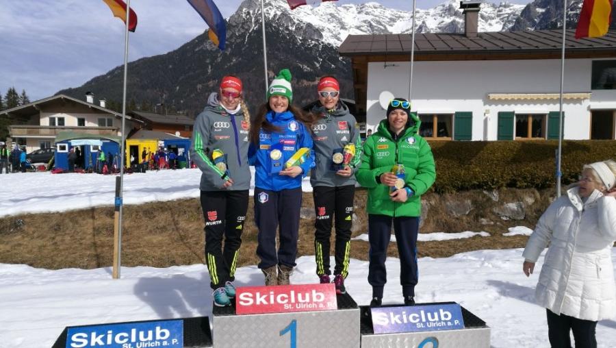 Fondo: Comarella vince anche la OPA cup in Austria